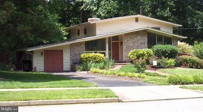 Alexandria Single Family Home For Sale: 7120 Devonshire Road
