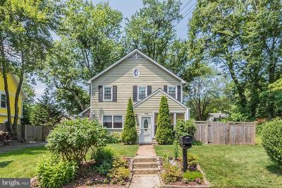 Falls Church Single Family Home For Sale: 3130 Headrow Circle