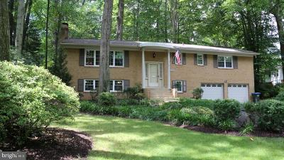 Fairfax VA Single Family Home For Sale: $764,900