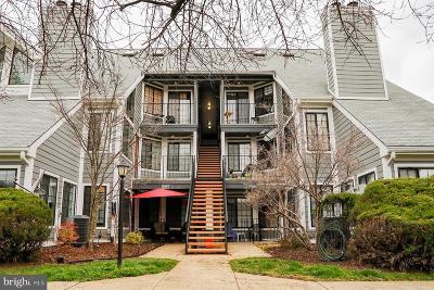 Kingstowne Condo For Sale: 6001 Mersey Oaks Way #6E