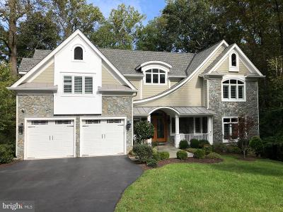 Salona Village Single Family Home For Sale: 6514 Brawner Street