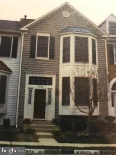 Kingstowne Townhouse For Sale: 7002 Darby Towne Court