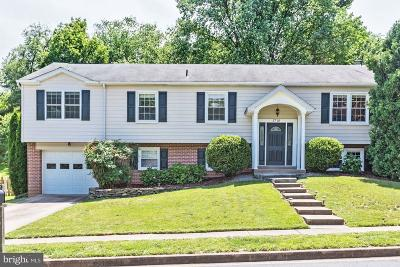 Vienna Single Family Home For Sale: 1710 Prelude Drive