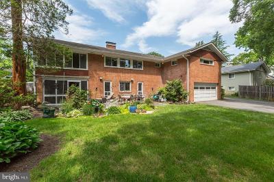 Alexandria Single Family Home For Sale: 6909 Andover Drive