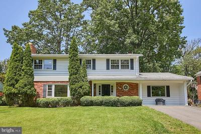 Falls Church Single Family Home For Sale: 2430 Caron Lane