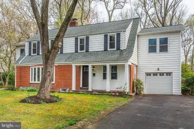 Alexandria Single Family Home For Sale: 4324 Ferry Landing Road