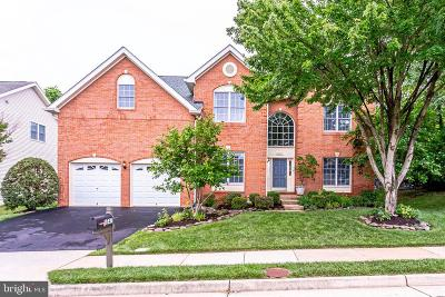 Fairfax Single Family Home For Sale: 3747 Harbor Town Court