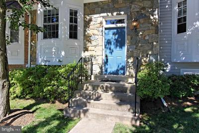 Fairfax Townhouse For Sale: 12334 Sleepy Lake Court