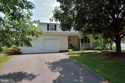 Herndon Single Family Home Under Contract: 12807 Gatepost Court