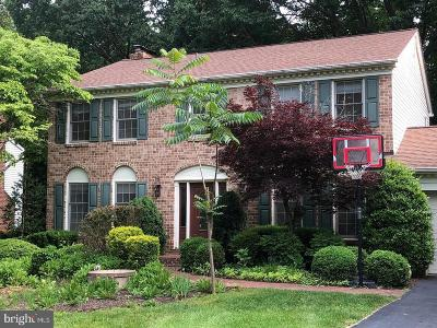 Fairfax Single Family Home For Sale: 5175 Dungannon Road