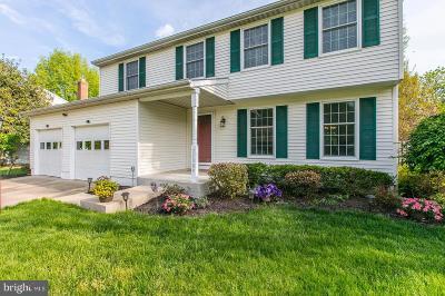 Fairfax, Fairfax Station Single Family Home For Sale: 11309 Peep Toad Court