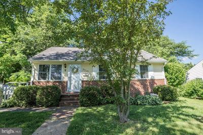 Falls Church Single Family Home For Sale: 7715 Lunceford Lane