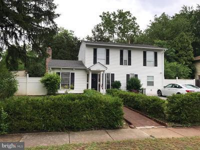 Chantilly Single Family Home For Sale: 4003 Novar Drive