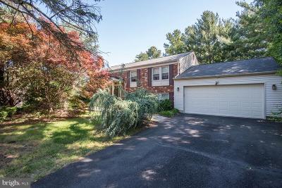 Herndon Single Family Home For Sale: 12710 Coronation Road