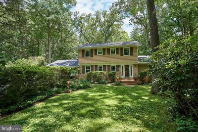 Vienna Single Family Home For Sale: 10224 Vale Road