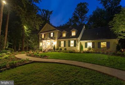 Annandale Single Family Home For Sale: 5115 Ravensworth Road