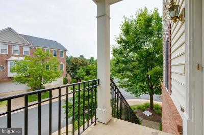 Fairfax Townhouse For Sale: 12850 Fair Heights Drive