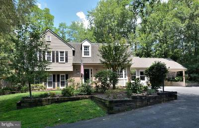 Vienna Single Family Home For Sale: 9849 Marcliff Court