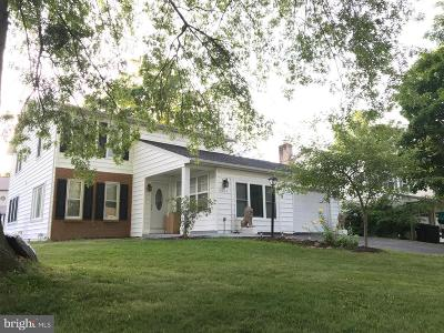Chantilly Single Family Home For Sale: 4506 Lees Corner Road
