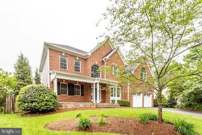 Alexandria Single Family Home For Sale: 8507 Loraine Avenue
