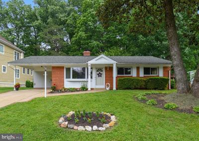 Vienna Single Family Home For Sale: 1110 Cottage Street SW