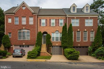 Alexandria Townhouse Under Contract: 6513 Nightwind Court