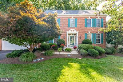 Fairfax Single Family Home For Sale: 5027 Whisper Willow Drive
