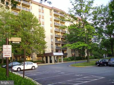 Fairfax County Condo For Sale: 3100 S Manchester Street #614