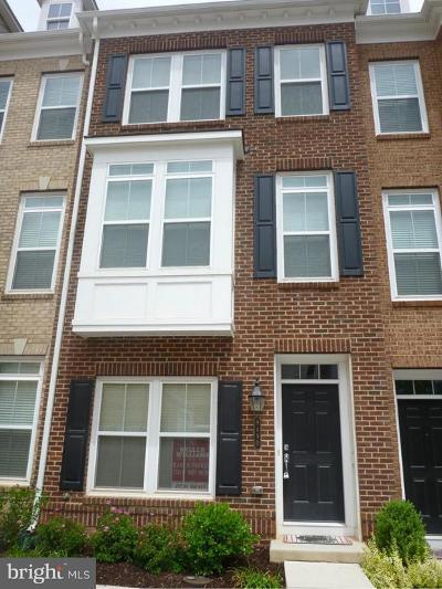Fairfax Rental For Rent: 9490 Canonbury Square