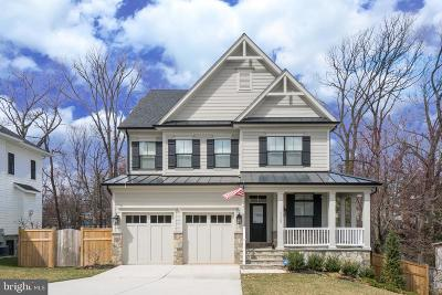 Fairfax County Single Family Home For Sale: 1927 Anderson Road