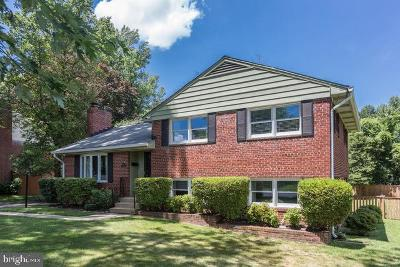 McLean Single Family Home For Sale: 1432 Mayflower Drive