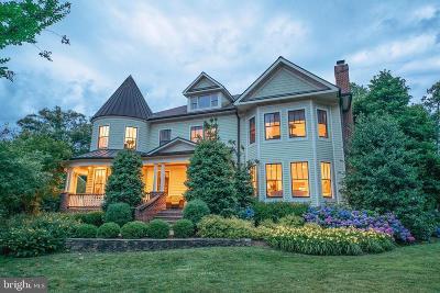 Alexandria Single Family Home For Sale: 7730 Lee Avenue