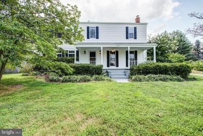 Vienna Single Family Home For Sale: 534 Beulah Road NE