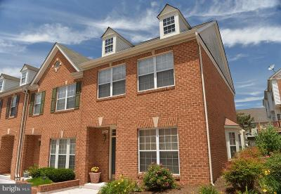 Falls Church Townhouse For Sale: 6024 Madison Overlook Court