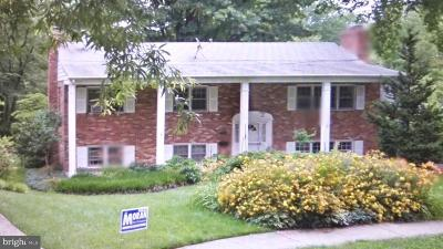 McLean Single Family Home For Sale: 7108 Davis Court