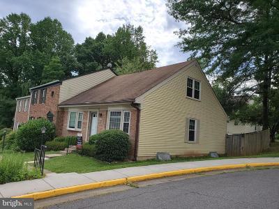 Fairfax Rental For Rent: 9837 Saint Cloud Court