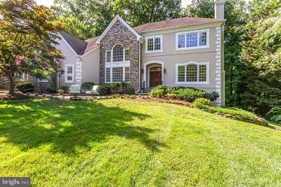 Oakton Single Family Home For Sale: 10689 Alliwells Court