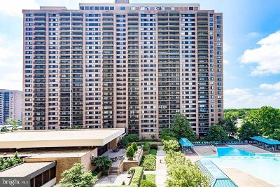 Falls Church Condo For Sale: 5505 Seminary Road #305N
