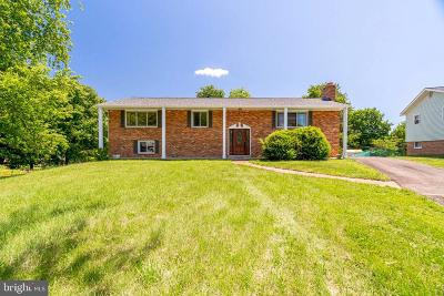 Fairfax County, Fairfax City Single Family Home For Sale: 6009 Walhaven Drive