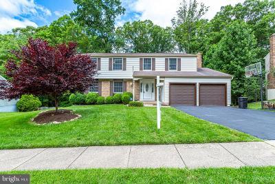 Springfield Single Family Home For Sale: 8010 Treasure Tree Court