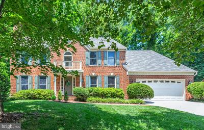Alexandria Single Family Home For Sale: 8214 Collingwood Court