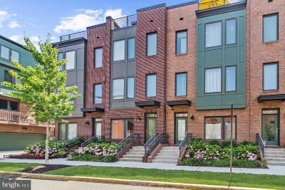 Fairfax, Fairfax Station Townhouse For Sale: 2973 Stella Blue Lane