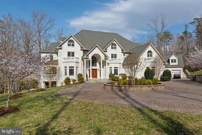 Fairfax County Single Family Home For Sale: 8033 Woodland Hills Lane