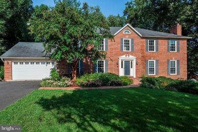Mclean Single Family Home For Sale: 5849 Aspen Wood Court
