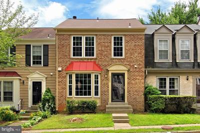 Fairfax Townhouse For Sale: 10283 Colony Park Drive