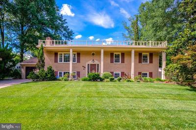 Alexandria Single Family Home For Sale: 8807 Teresa Ann Court