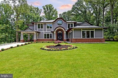 Fairfax County Single Family Home For Sale: 120 Kingsley Road SW