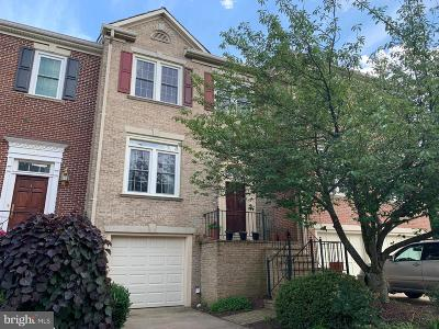 Falls Church Townhouse For Sale: 3935 Barcroft Mews Court