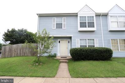 Centreville Townhouse For Sale: 6105 Hoskins Hollow Circle