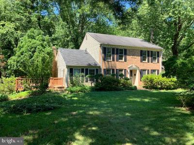 Reston Single Family Home For Sale: 10816 Hunt Club Road